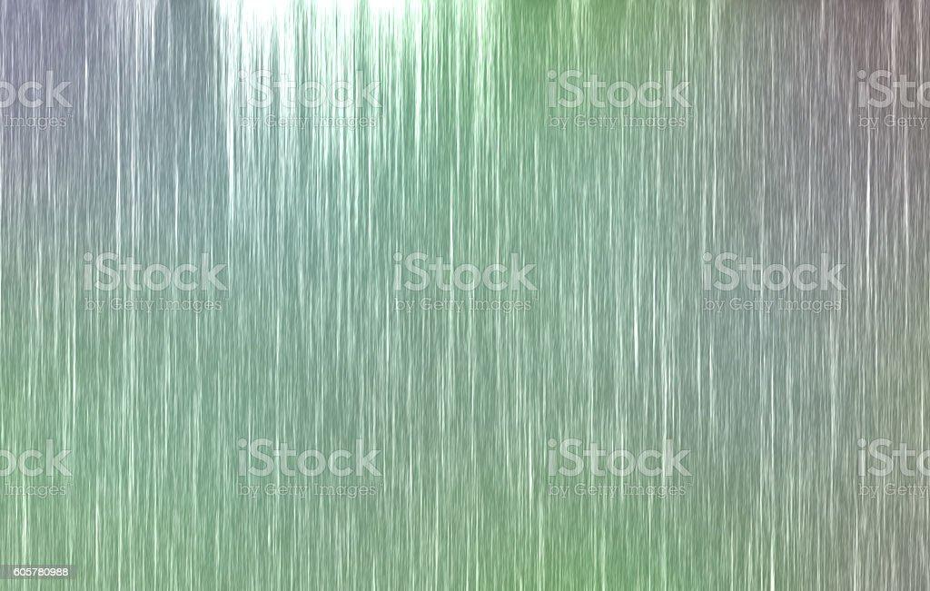 Rain on the green abckground stock photo