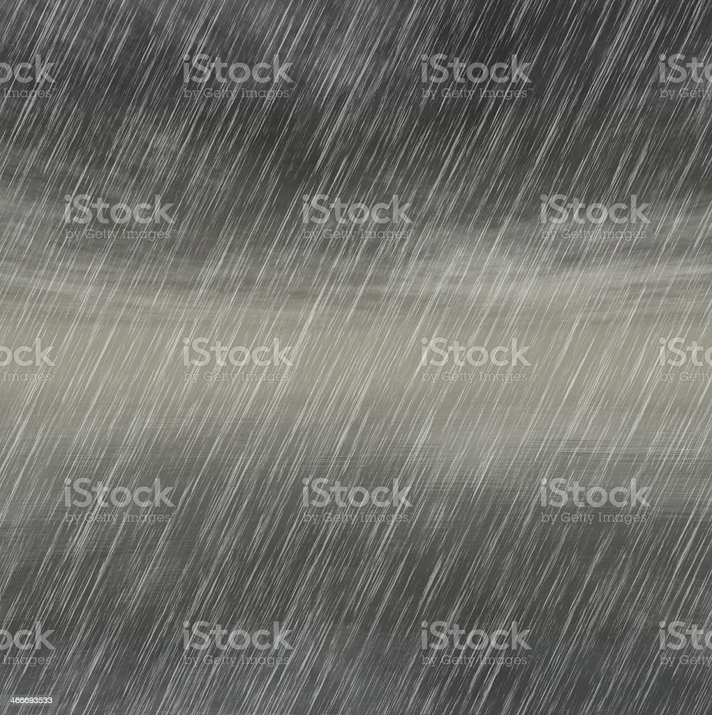 rain storm backgrounds in cloudy weather stock photo