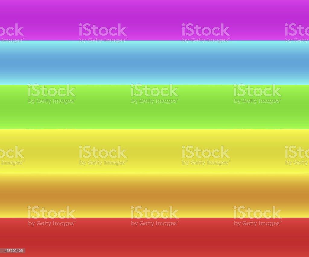 Rainbow Background royalty-free stock photo