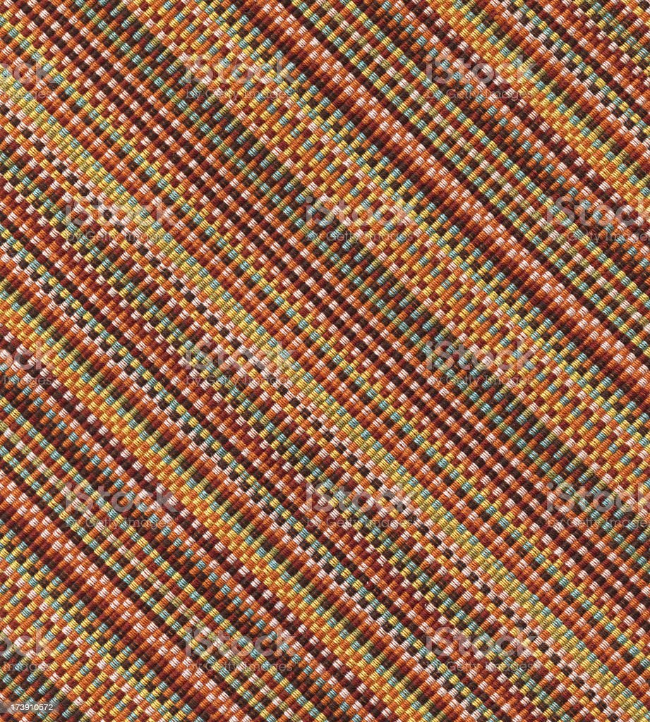 rainbow colored striped fabric royalty-free stock photo