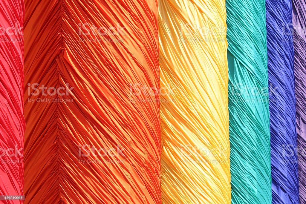 Rainbow colors royalty-free stock photo