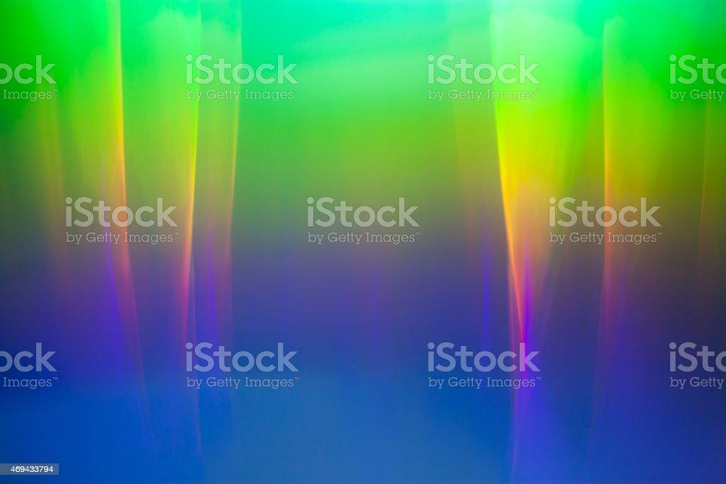 Rainbow colors stock photo