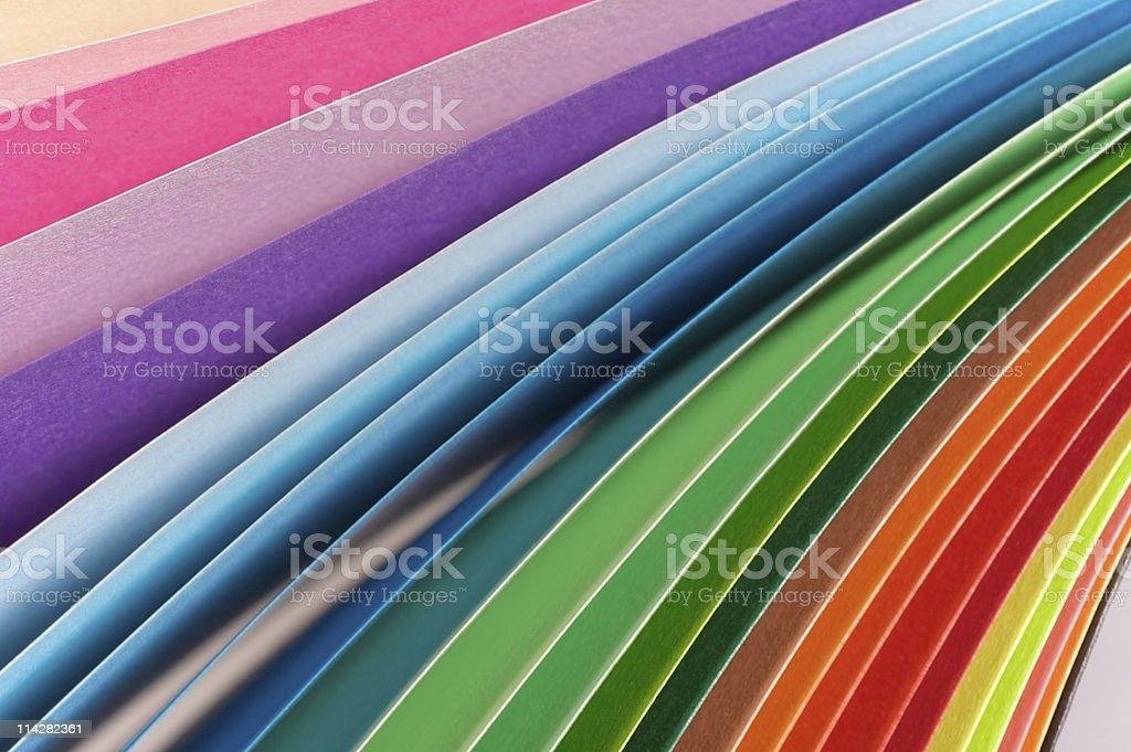 Rainbow... royalty-free stock photo