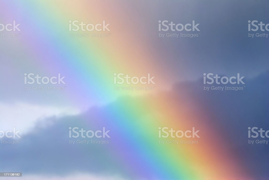 rainbow royalty-free stock photo