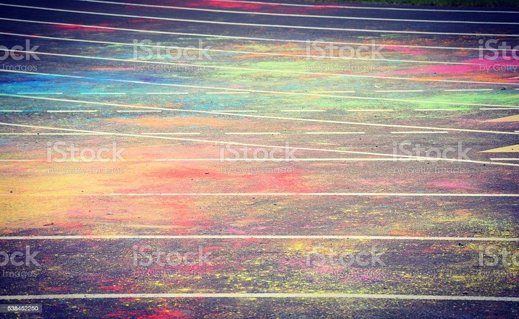 Rainbow Pride stock photo