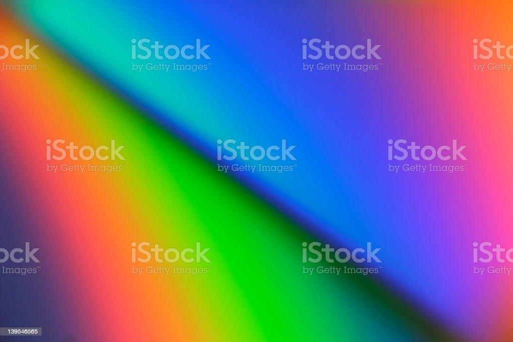 Rainbow Series #1 royalty-free stock photo
