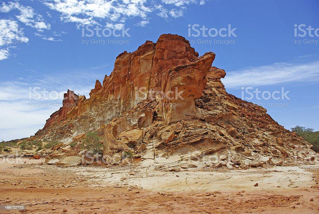 Rainbow valley royalty-free stock photo