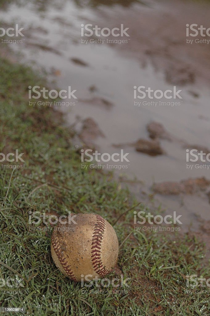 Rained Out royalty-free stock photo