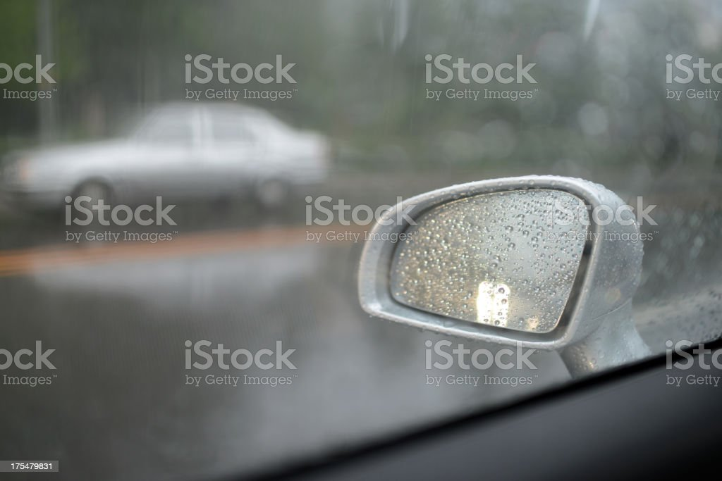 Rainy Day - XXXXXLarge royalty-free stock photo