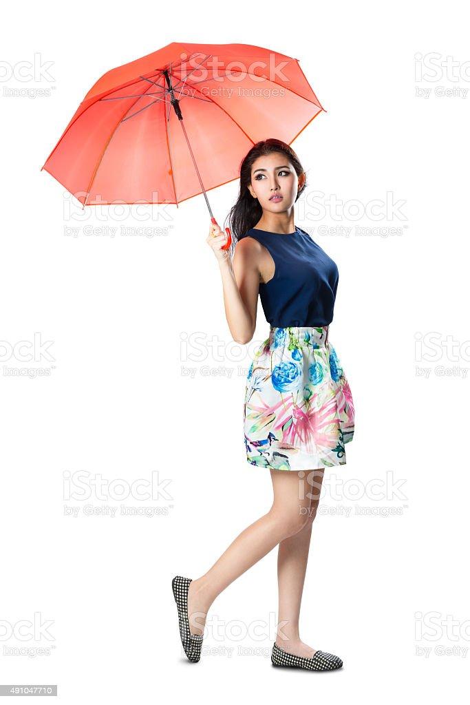 Rainy Season stock photo