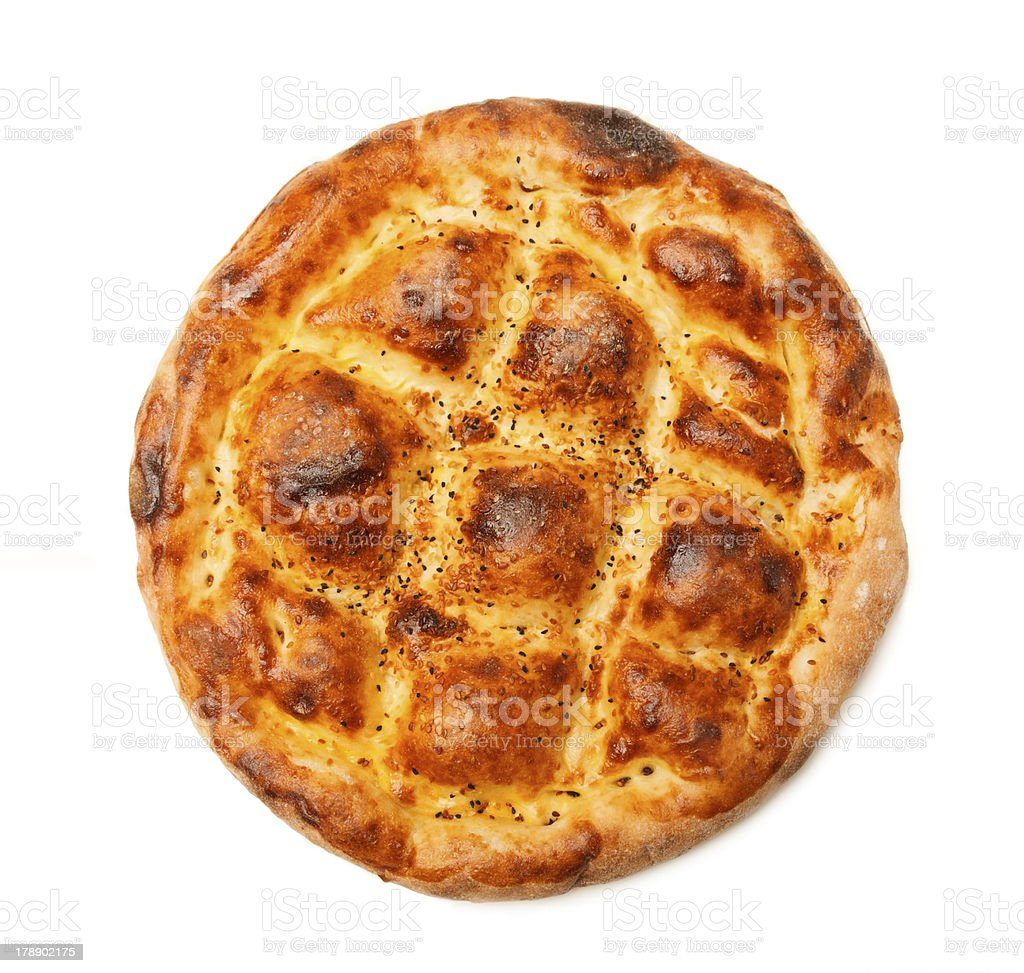 Ramadan pita royalty-free stock photo