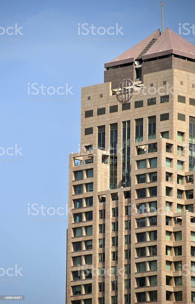 Ramat Gan, Tel Aviv, Israel: skyscraper stock photo