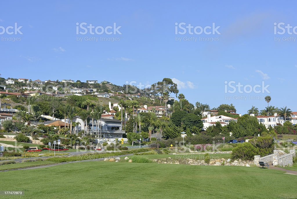 Rancho Palos Verdes stock photo