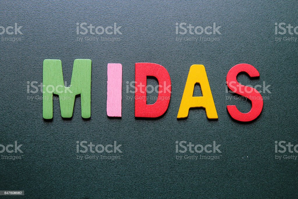 Random colorful Wooden Letterpress stock photo