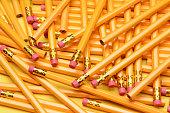 Random Pile of Pencils