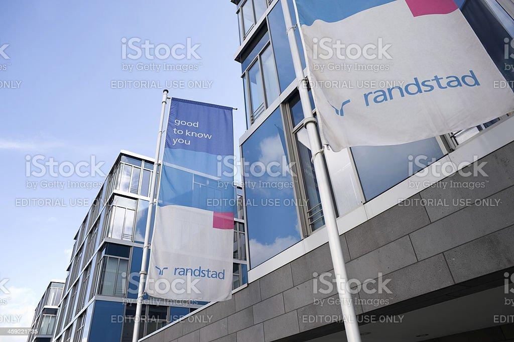 Randstad Germany stock photo