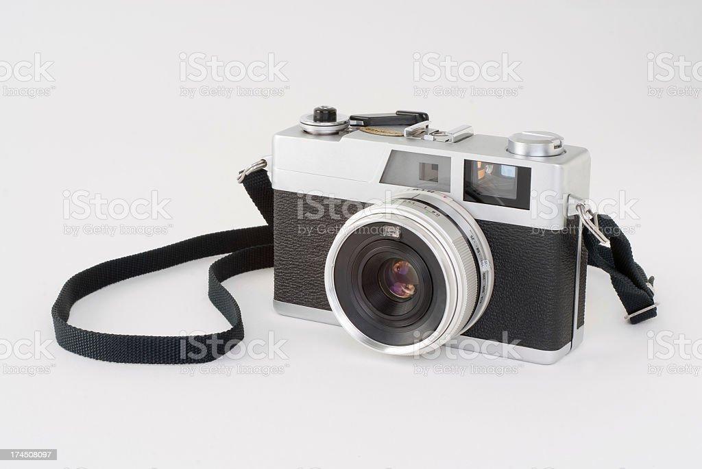 Rangefinder stock photo