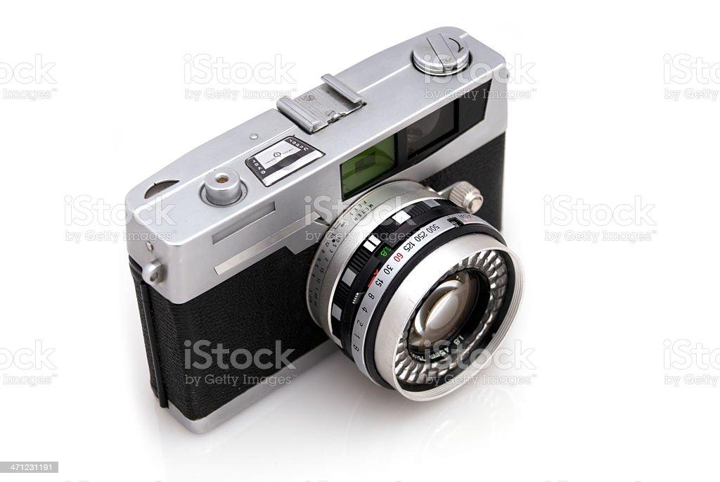 Rangefinder royalty-free stock photo