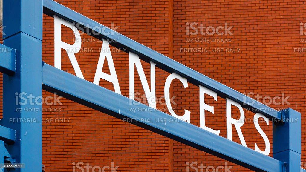 Rangers stock photo
