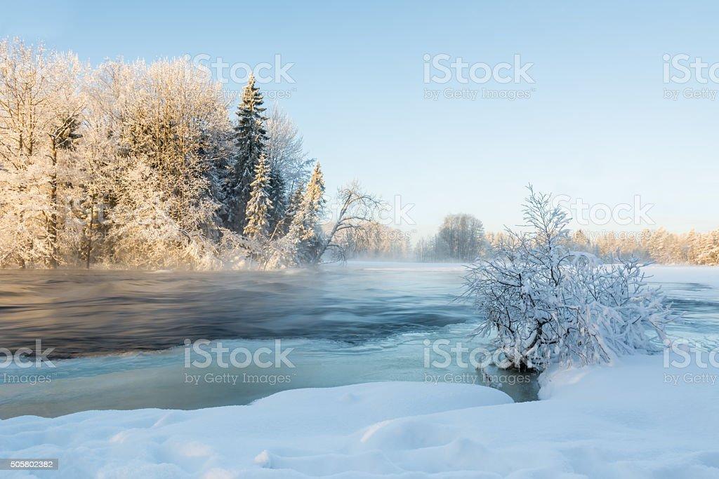 Rapids stock photo