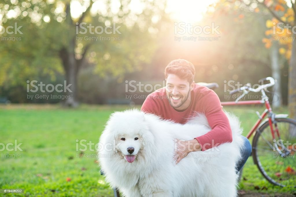Rare as is true love, true friendship is rarer. stock photo