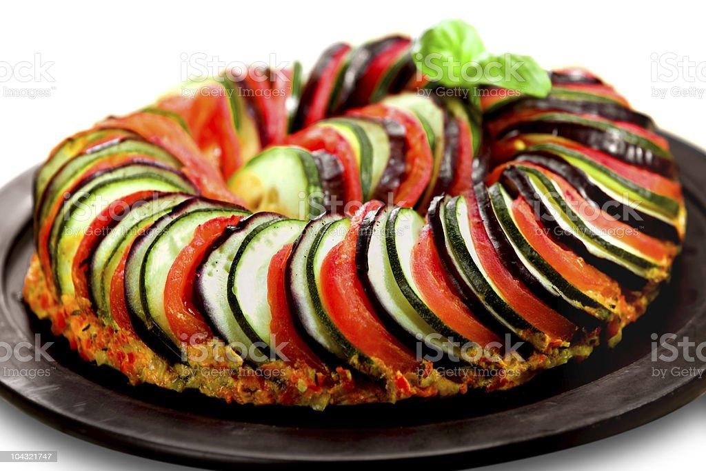 Ratatouille stock foto e imagen de stock 104321747 istock for Comida francesa gourmet