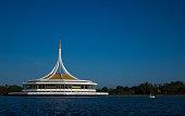 Ratchamongkol tower Suanlung Rama 9 Thailand, 24th Dec 2016 This