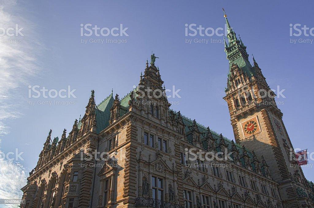 Rathaus stock photo