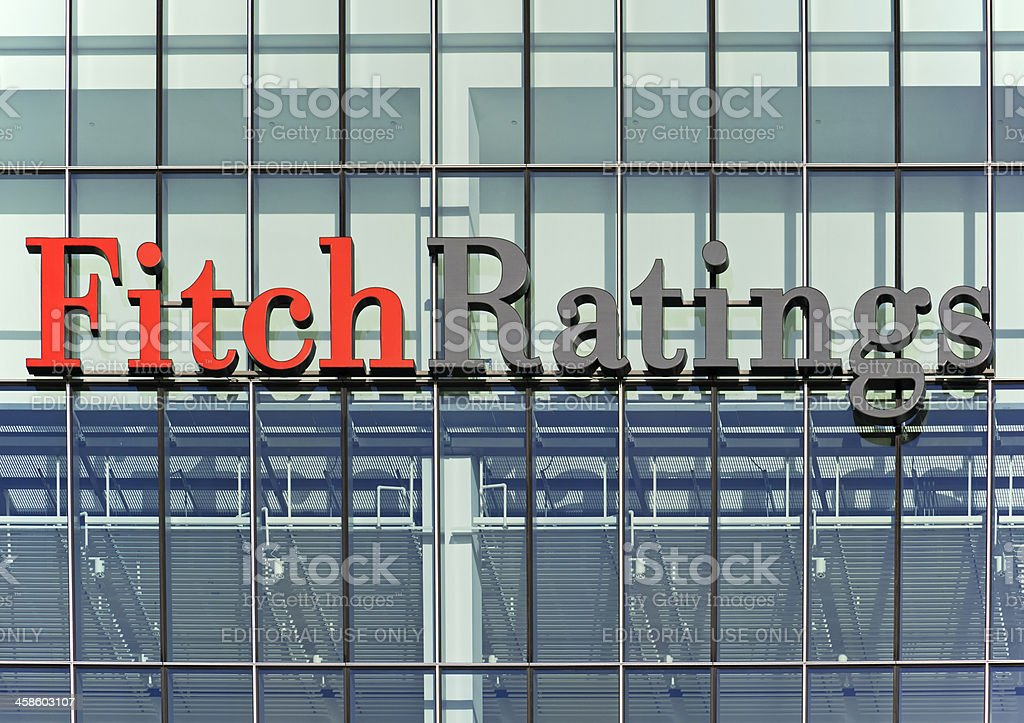 Ratings agency stock photo