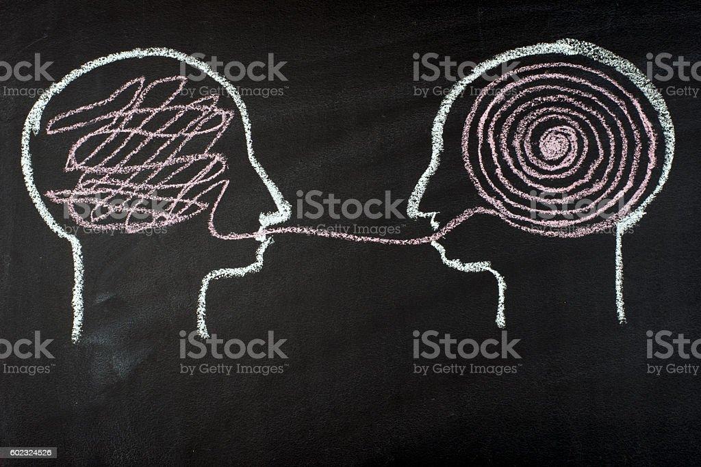 Rational Thinking stock photo