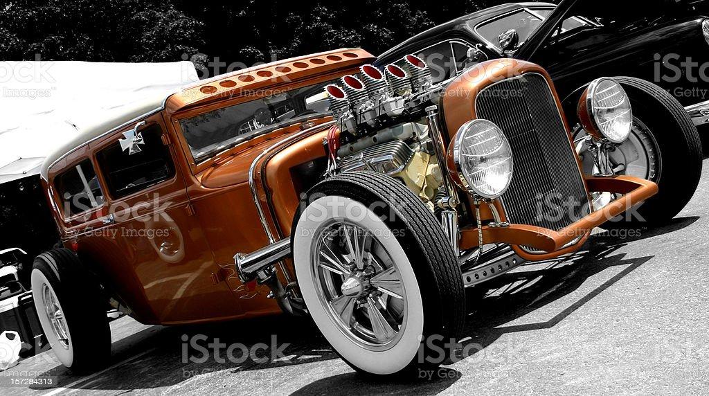 RatRod stock photo