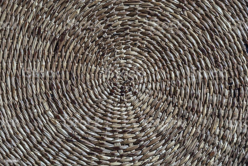 rattan texture royalty-free stock photo