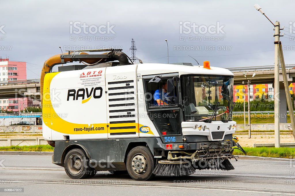 Ravo 5 iSeries stock photo