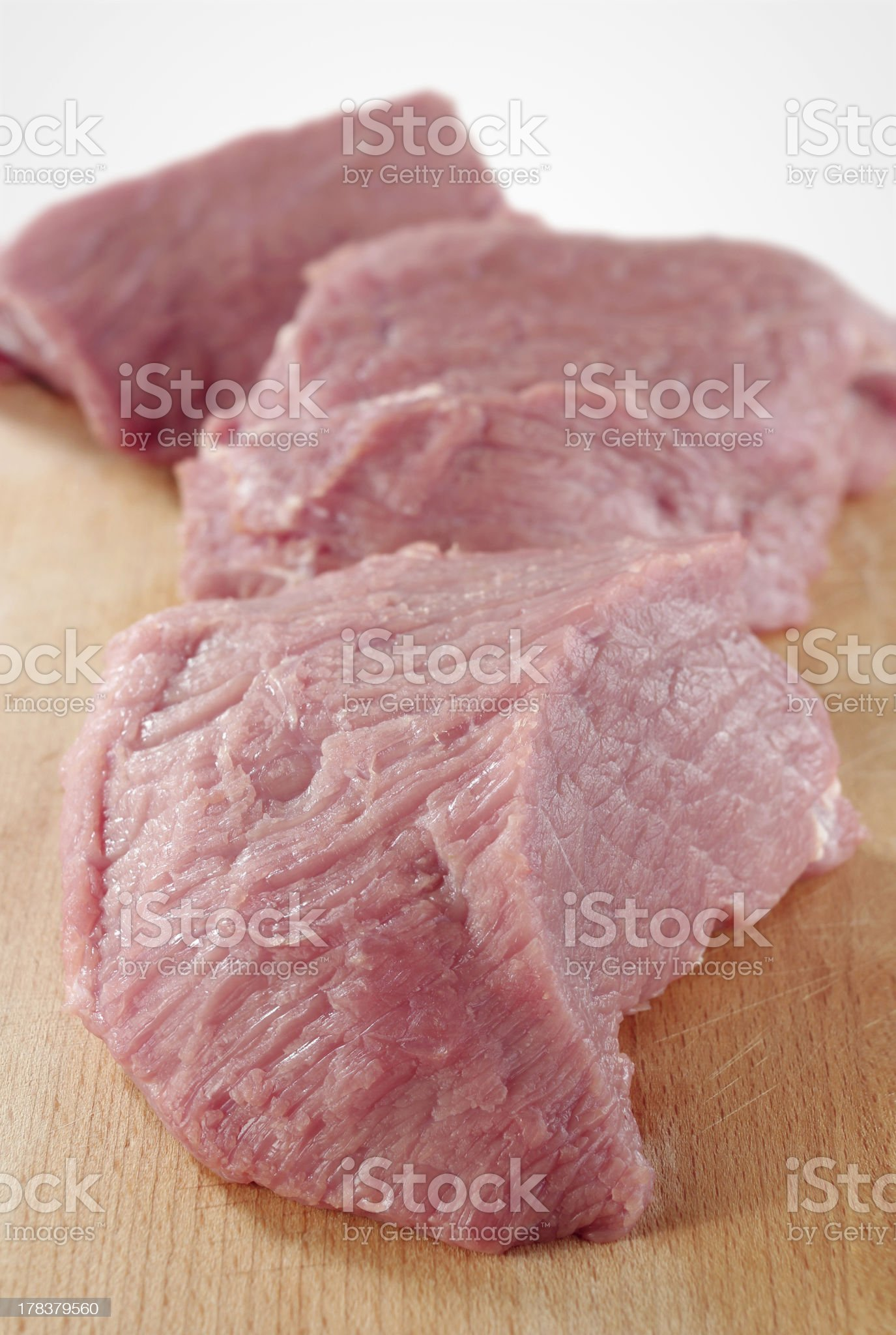Raw beef meat royalty-free stock photo