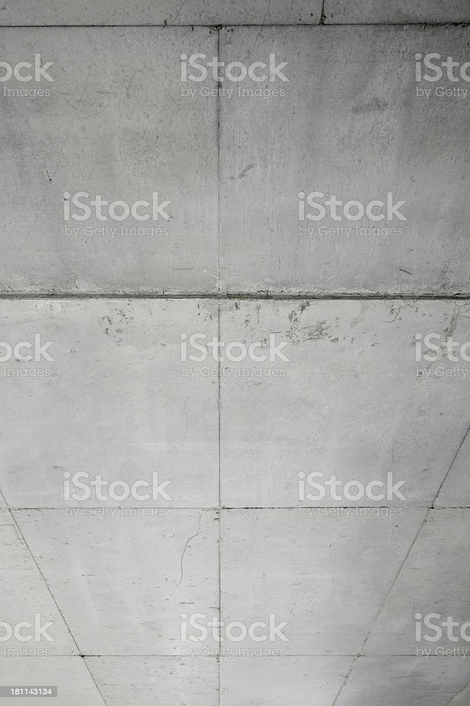 Raw Concrete Wall with Texture royalty-free stock photo