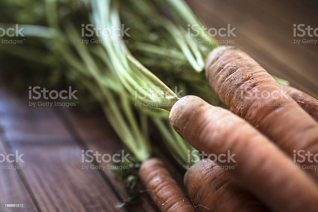 raw food on plank wood royalty-free stock photo