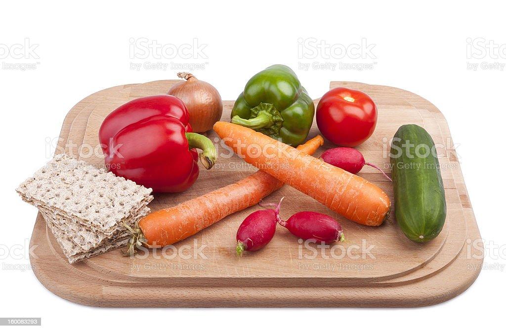 raw food royalty-free stock photo