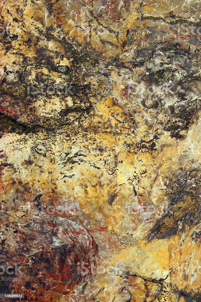 Raw Marble Texture royalty-free stock photo