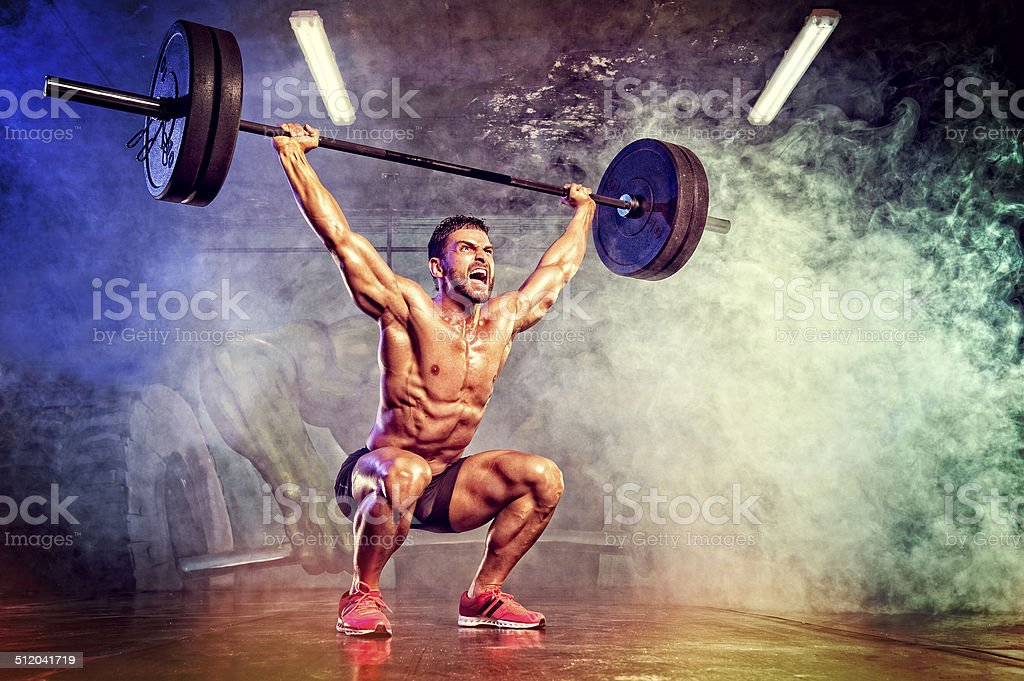 Raw Power stock photo