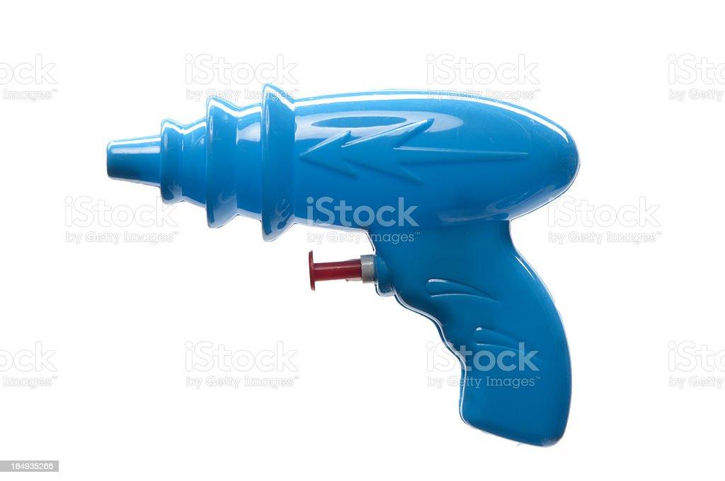 Ray Gun Water Pistol stock photo