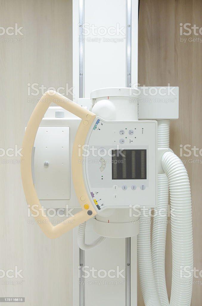X ray machine royalty-free stock photo