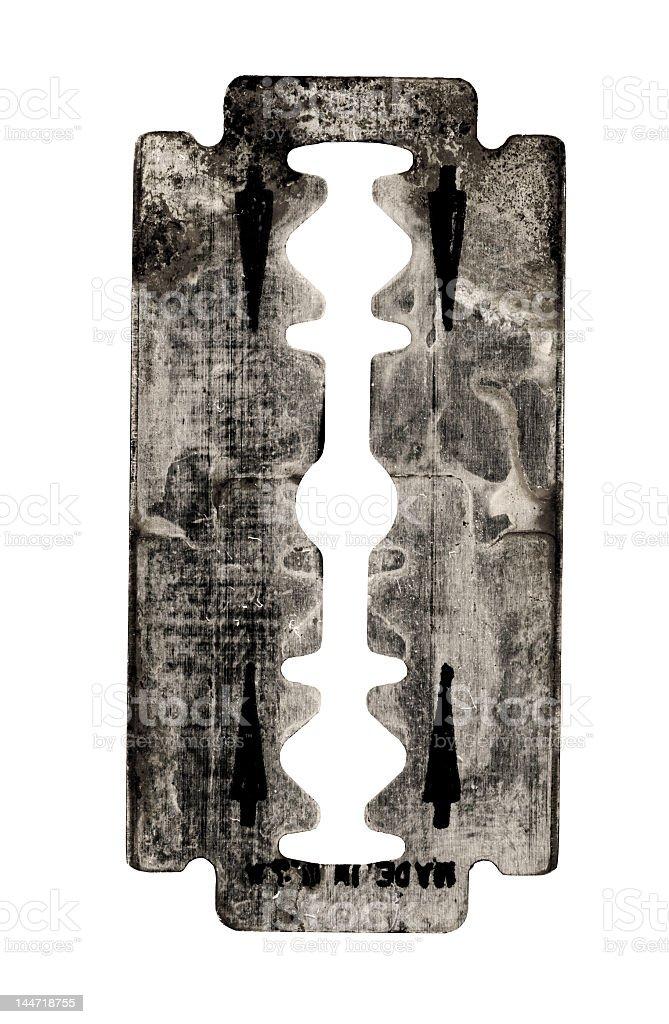 razer blade royalty-free stock photo
