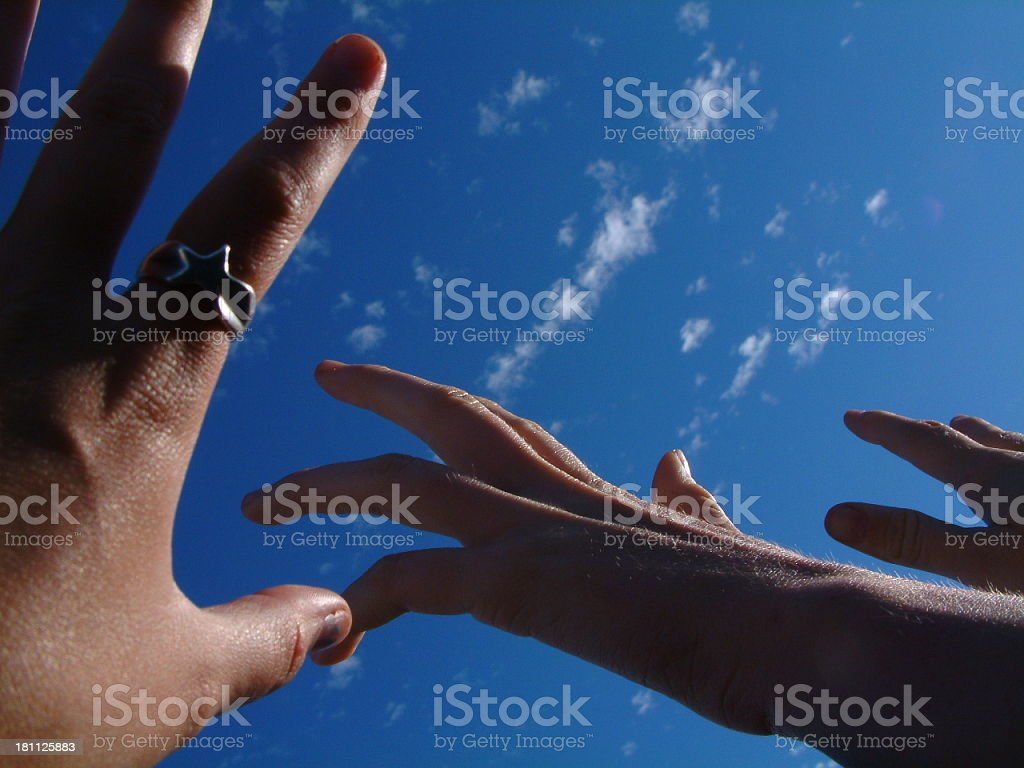 reach royalty-free stock photo