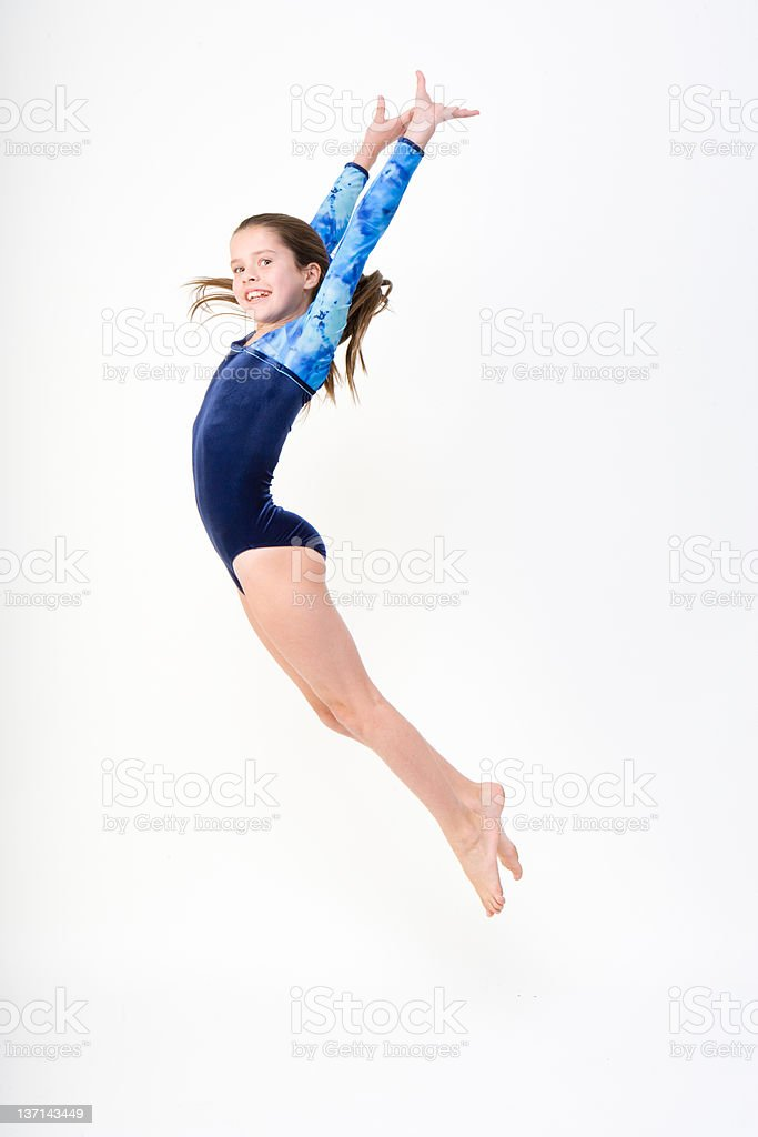 Reach Up For The Stars! royalty-free stock photo