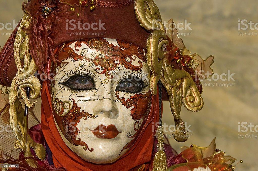 read lips royalty-free stock photo