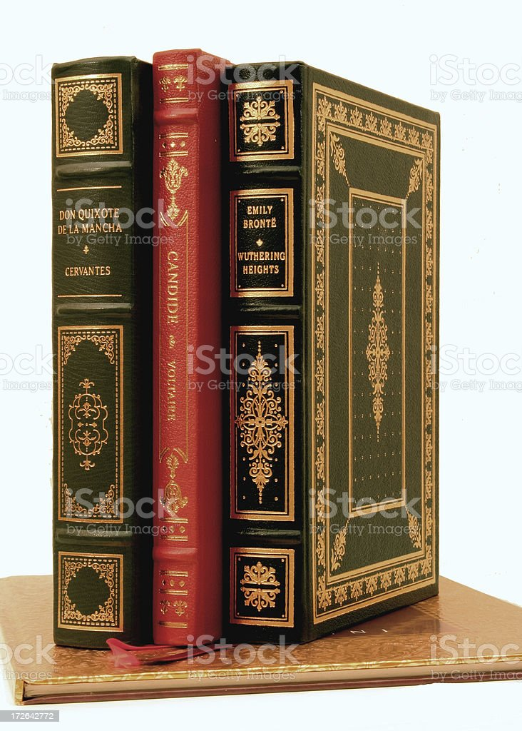 Read the Classics 2 royalty-free stock photo