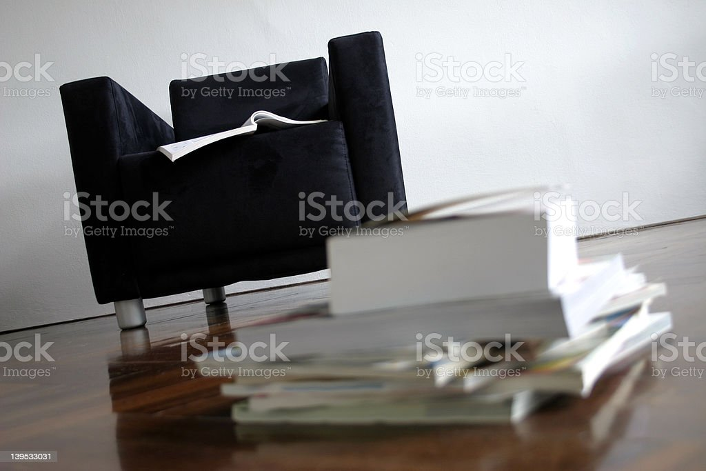 reading 01 royalty-free stock photo
