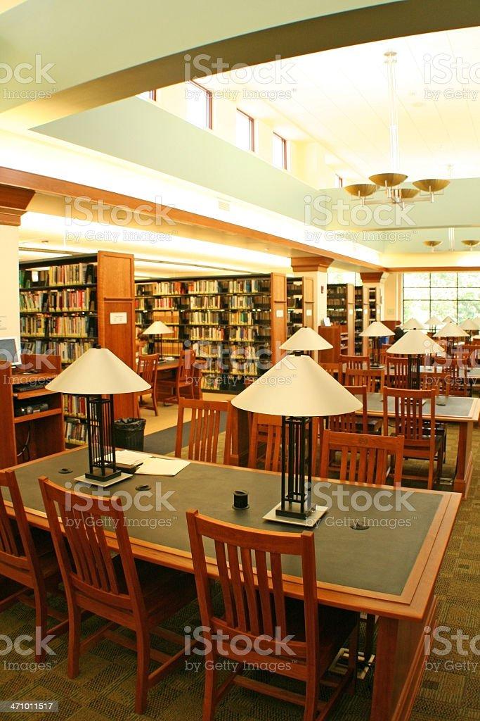 Reading Area royalty-free stock photo