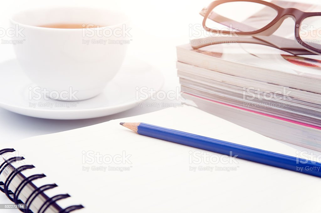 Lecture stock photo