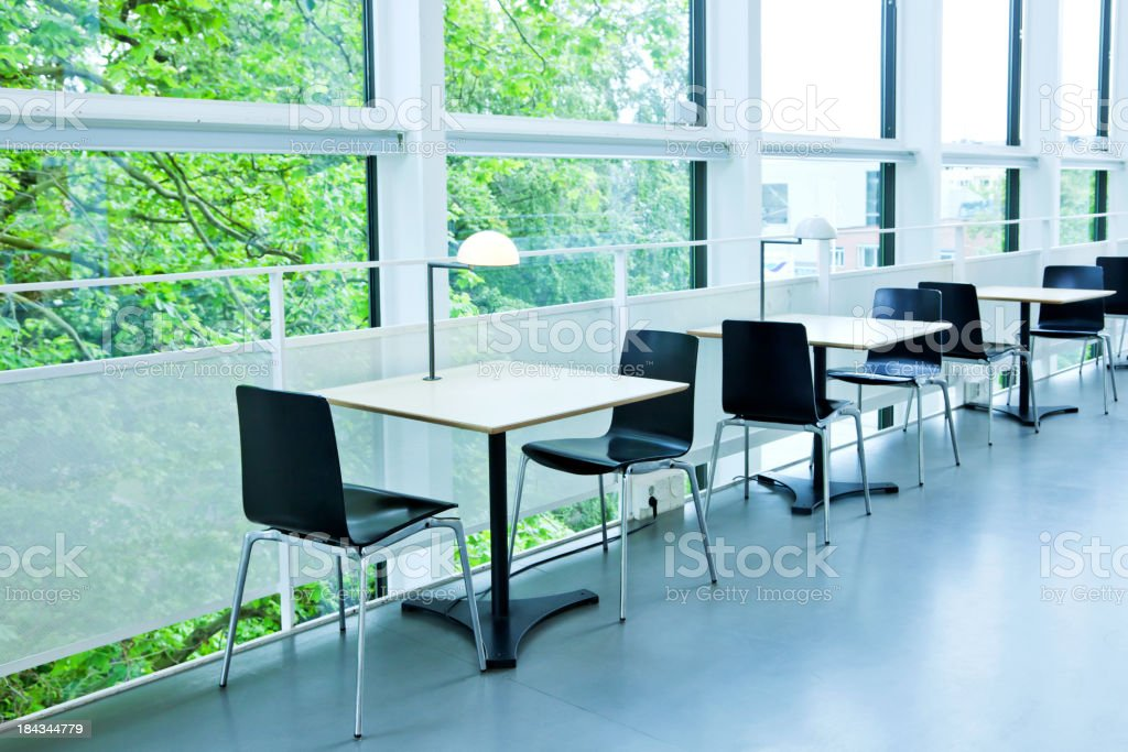Reading Room royalty-free stock photo